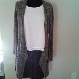 Italian Wool and Cashmere Blend Sweater